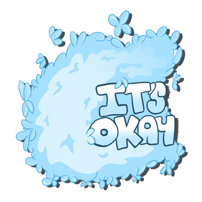 crafter_jaydot_itsokay_sticker