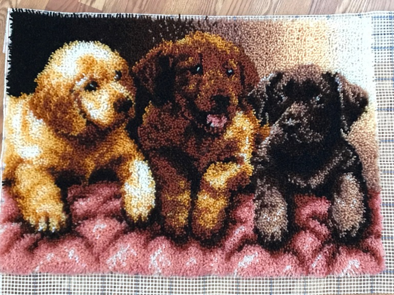 crafter_netanel_latch-hook-puppy-rug