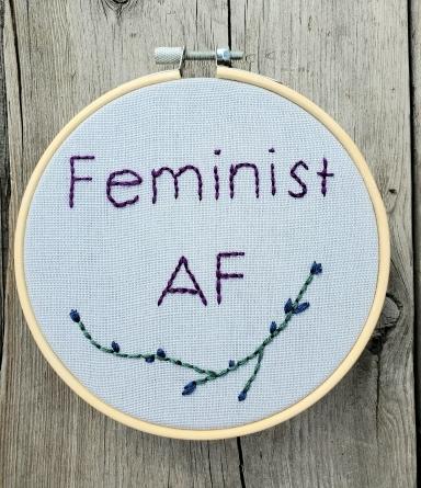 FeministAFPurple