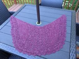 small lace shawl 1
